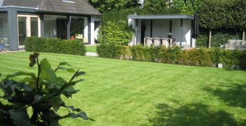 Project: Oisterwijk kindvriendelijke tuin 2012