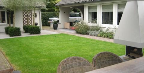 Project: Oisterwijk kleine tuin, 2013