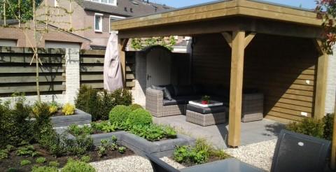 Project: Kleinere tuin Oisterwijk