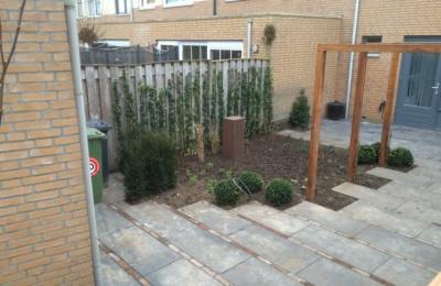 Nieuwbouwtuin_rijtjeswoning_deprachttuinen