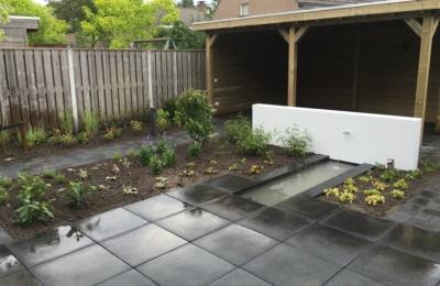 Overkapping in tuin_prachttuinen